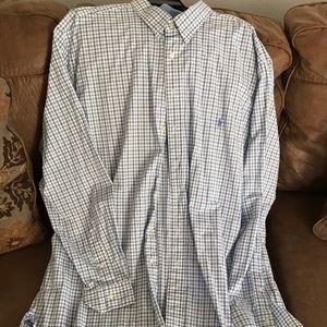Long Sleeve Ralph Lauren Polo Button Down Shirts
